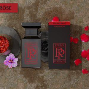 Smaržas SAFFRON & ROSE by REFAN
