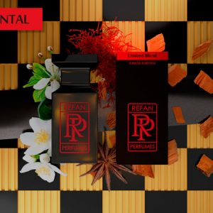 Smaržas EXTREME SANTAL by REFAN