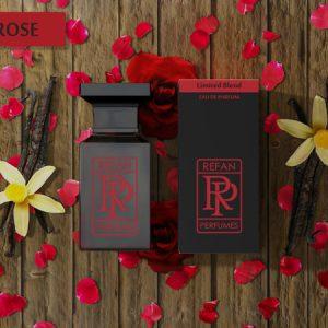 Smaržas VANILLA & ROSE by REFAN
