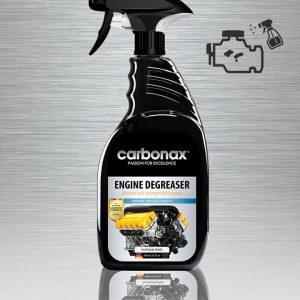 Dzinēja tīrīšanas un attaukošanas līdzeklis CARBONAX