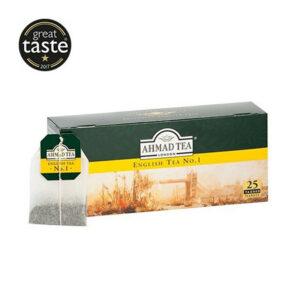 AHMAD Tēja Black Classic Tea. English Tea No 1 (25 gb  2 gr) 50g
