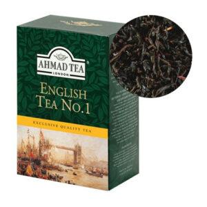 AHMAD Tēja Black Tea. English Tea No.1 100g