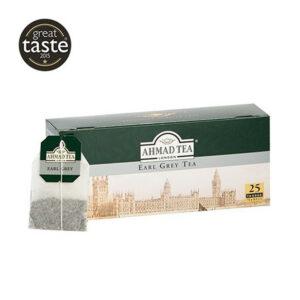 AHMAD Tēja Black Classic Tea. Earl Grey (25 gb  2 gr) 50g
