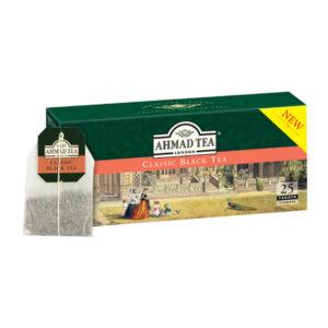 AHMAD Tēja  Classic Black Tea (25 gb  2 gr) 50g