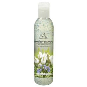 REFAN Matu šampūns pret blaugznām «Tējas koks»