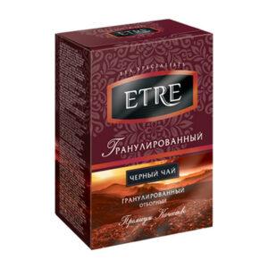 """Granulēta atlasītā tēja """"Etre"""" 100g"""