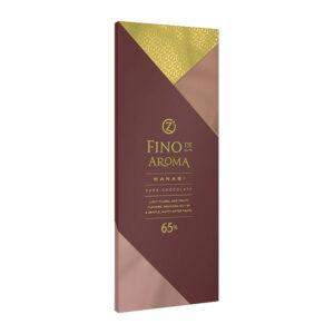 Rūgtā šokolāde O`Zera Manabi 65% 90g