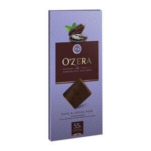 Tumša šokolāde «O`Zera» Dark & Cocoabean 100g