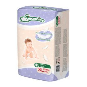 Bērnu biksītes Swannies Ultra thin XL (12-22 kg) 46 gb