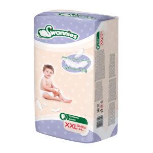 Bērnu biksītes Swannies Ultra thin XXL (15-28 kg) 44 gb