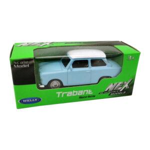"""Metāla kolekcijas automašina mēroga modelis """"Trabant"""""""