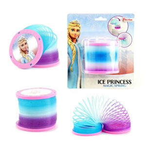 """Jauka atspere Slinky stresa noņēmējs """"ICE PRINCESS"""""""