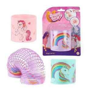 """Jauka atspere Slinky stresa noņēmējs """"Dream horse"""""""