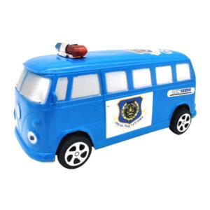 """Bērnu mašīnīte """"Policijas autobuss"""""""