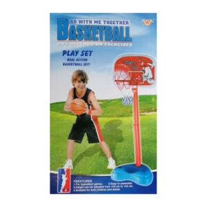 Aktīvā spēle mini basketbols BASKETBALL PLAY SET