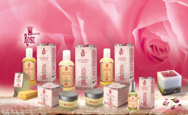 REFAN Atsvaidzinošs aerosols sejai un ķermenim «Rožu karaliene»