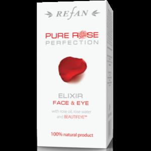 REFAN Elixir sejai un acīm PURE ROSE PERFECTION 50 ml