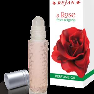 REFAN Smaržeļļa «Roze no Bulgārijas»