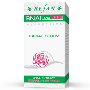 REFAN SEJAS SERUMS SNAIL AND ROSE PERFECTION