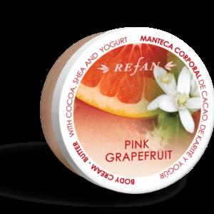 REFAN Ķermeņa krēmsviests «Rozā greipfrūts»