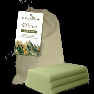 REFAN Ziepes audekla maisiņā «Olīva»
