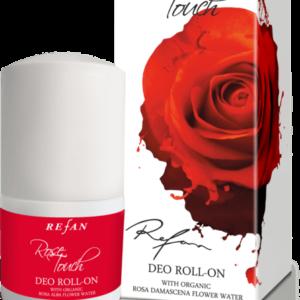REFAN Ķermeņa dezodorants Rose Touch