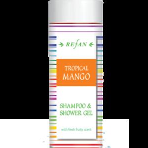 REFAN Dušas želeja «Tropu mango»