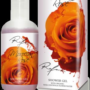 REFAN Dušas želeja «Marokas roze»
