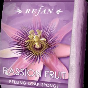 REFAN Pīlinga ziepju sūklis «Pasifloras augļi»